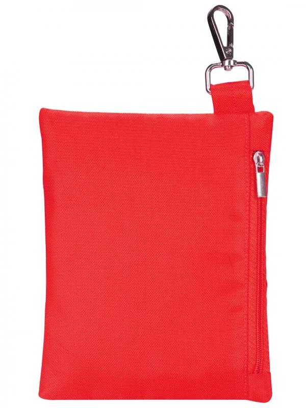 Cosmus Handlich Red Hand sanitizer Holder Pouch