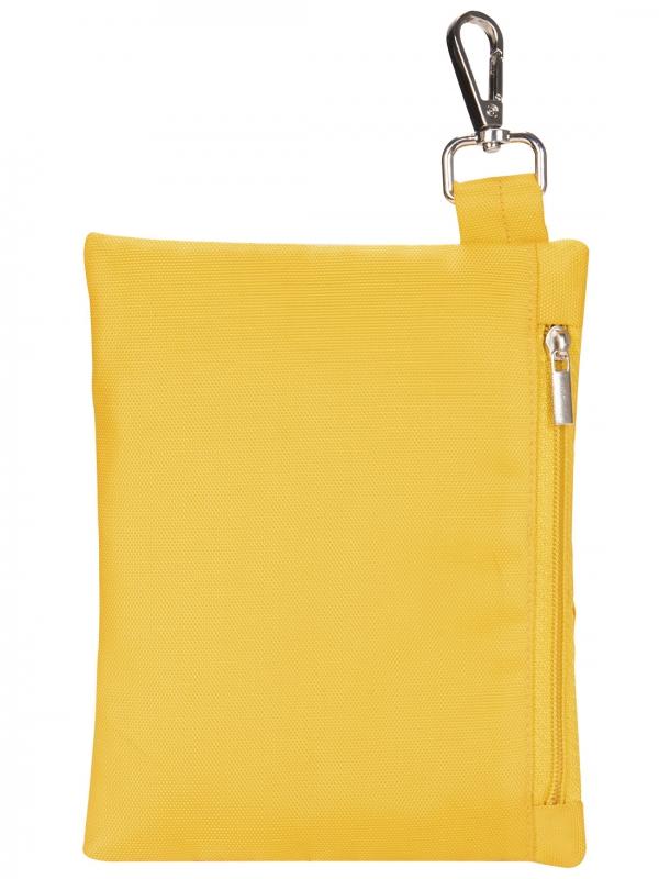 Cosmus Handlich Yellow Hand sanitizer Holder Pouch