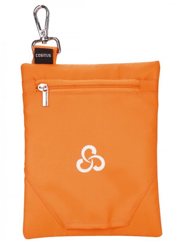 Cosmus Handlich Orange Hand sanitizer Holder Pouch