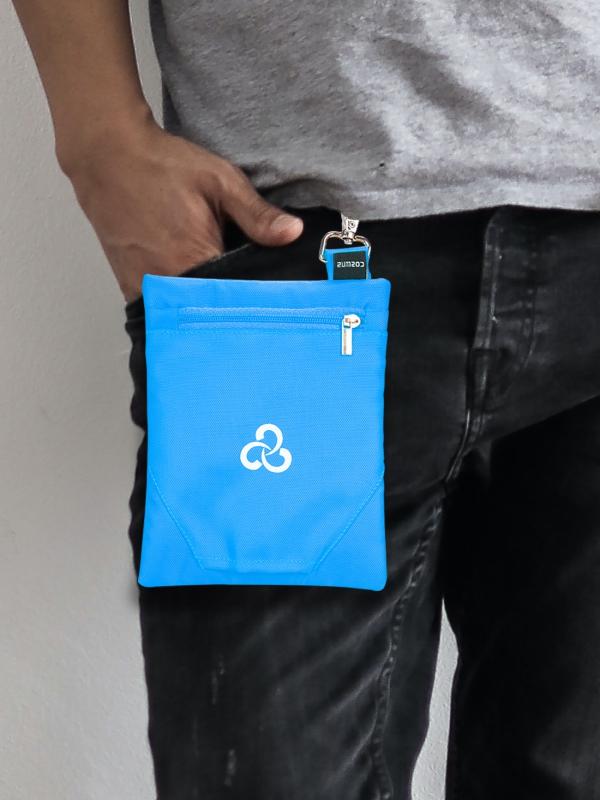 Cosmus Handlich T.Blue Hand sanitizer Holder Pouch