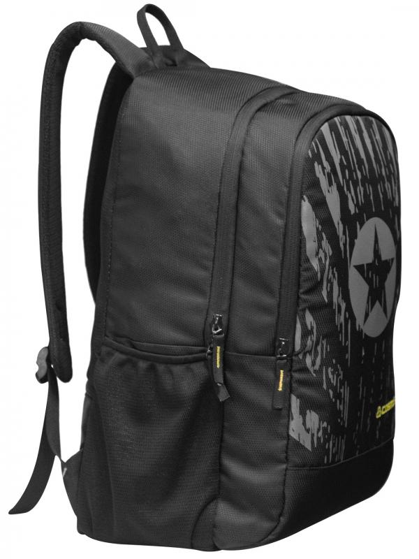COSMUS Captain Black Laptop Backpack