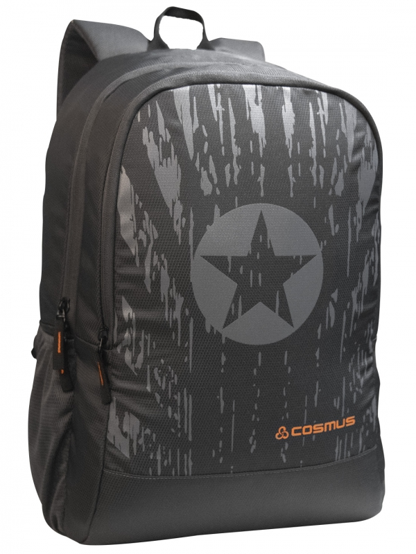 COSMUS Captain Grey Laptop Backpack