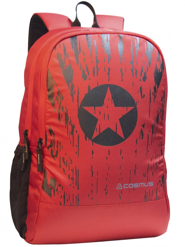 COSMUS Captain Maroon Laptop Backpack
