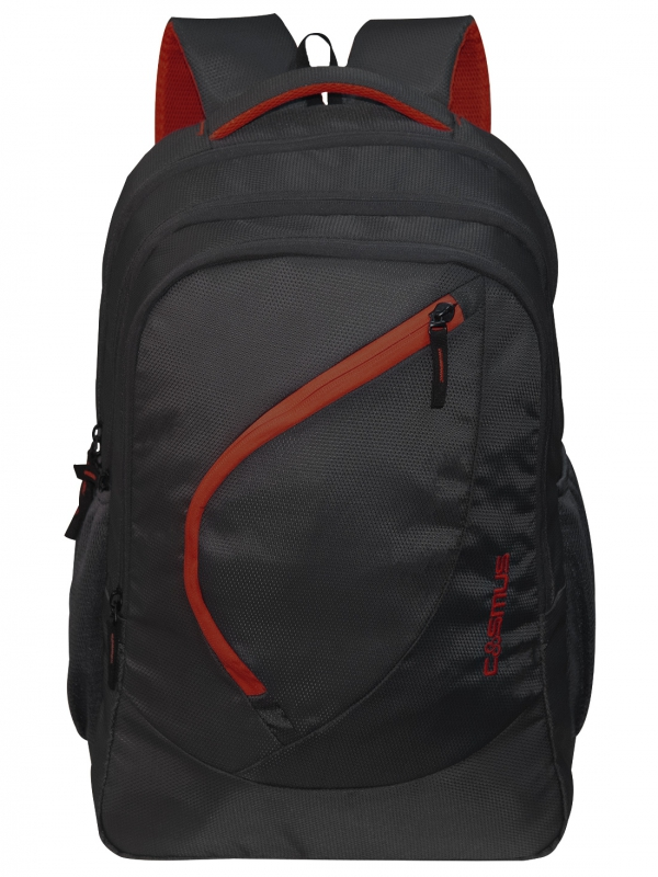 Cosmus Splendour Black Laptop Backpack