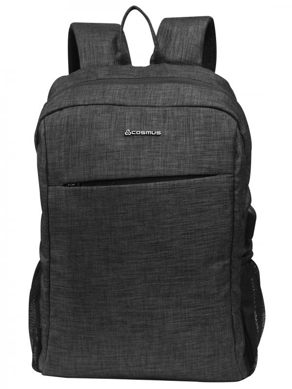 COSMUS Stunner Dark Grey Laptop Backpack