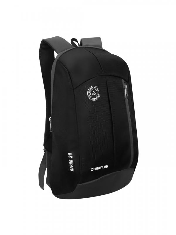 Cosmus Alpha Black Mini Casual Backpack