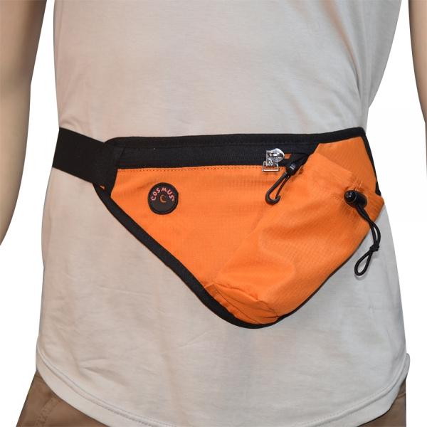 Cosmus Waist Line Waist Pouch Orange