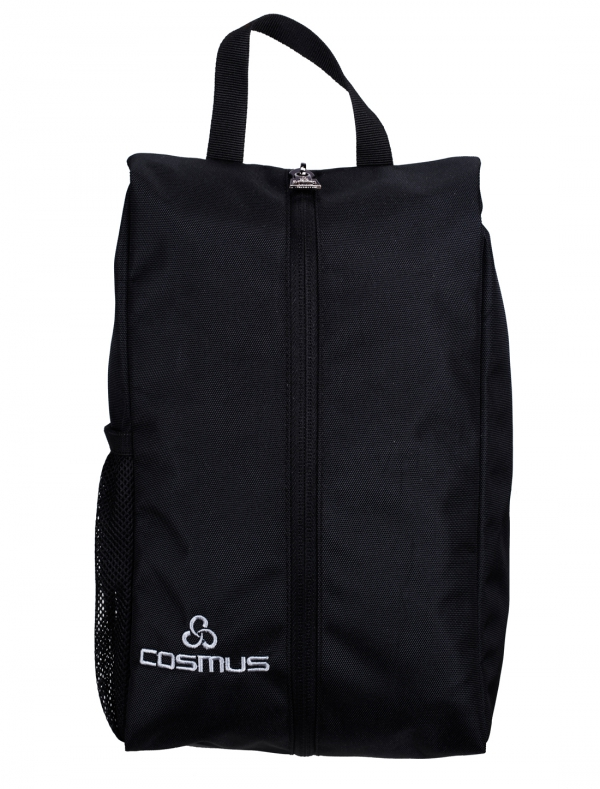 Cosmus Twinkle Black Travel Shoe Pouch