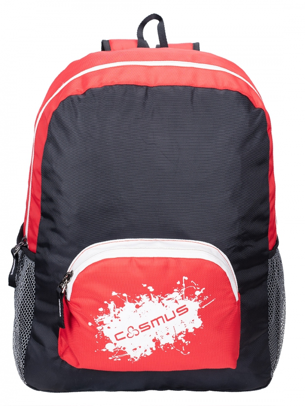 Cosmus SPACE X Packable Black Travel Backpack