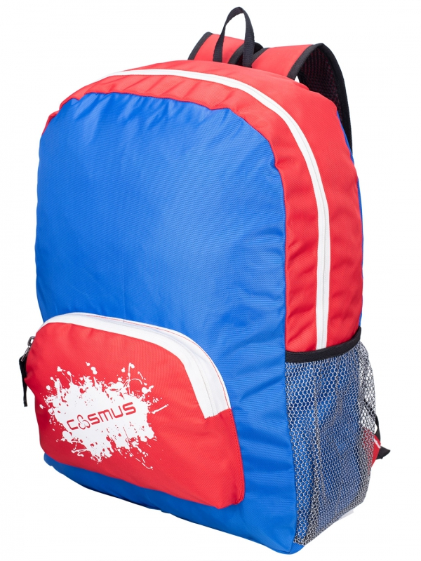 Cosmus SPACE X Packable Royal Blue Travel Backpack