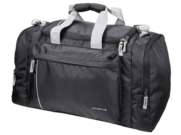 Cosmus Cardiff Duffle Bag Black