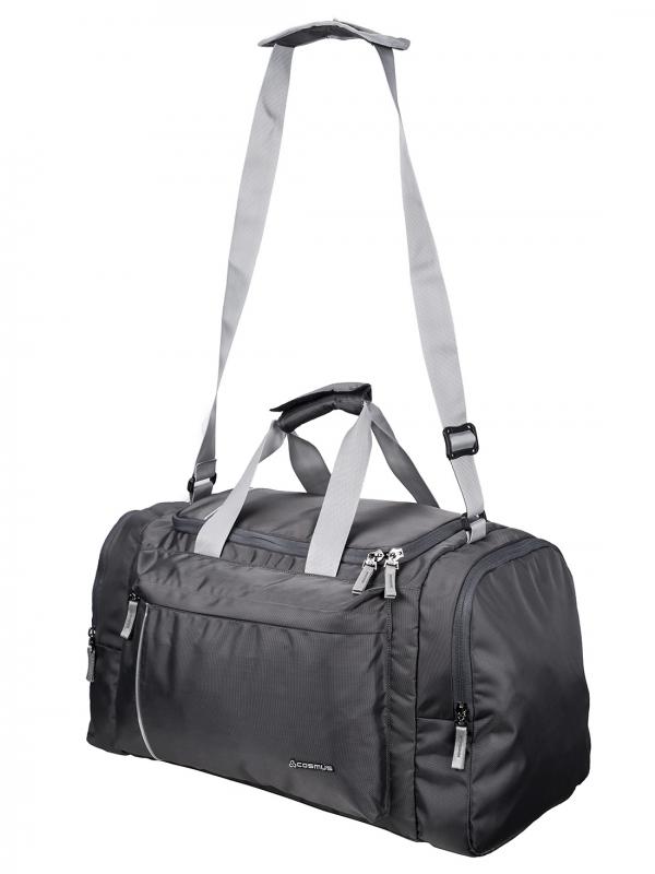 Cosmus Cardiff Duffle Bag Grey