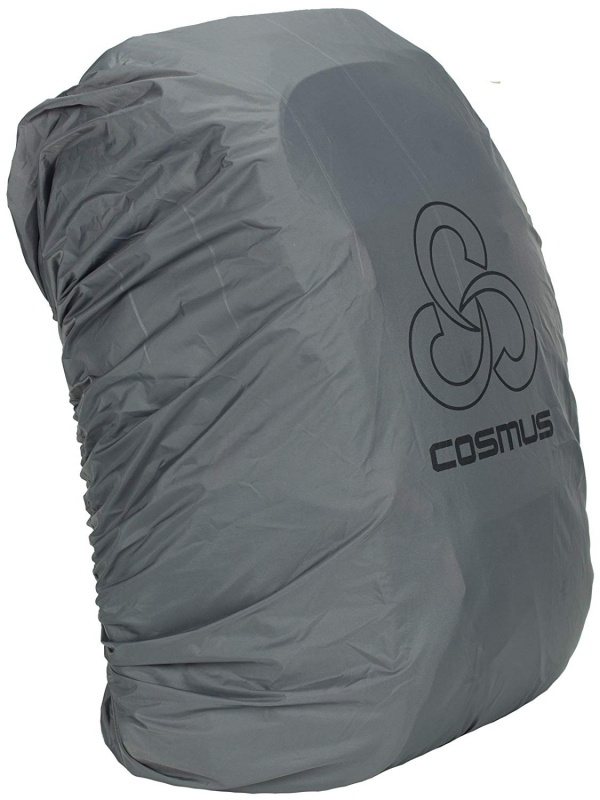 Cosmus Grey Rain & Dust Cover With Pouch