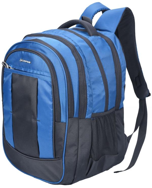 Cosmus Belfast Indigo Travel Backpack
