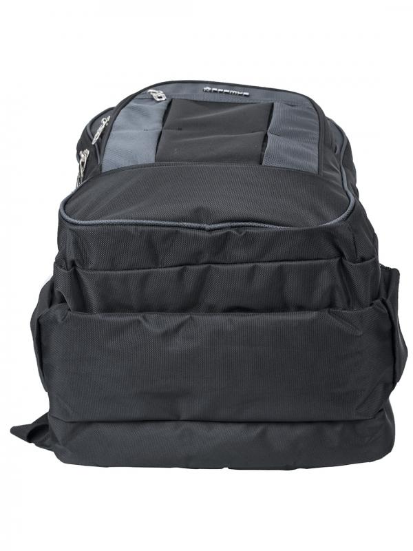 Cosmus Belfast Dark Grey Travel Backpack