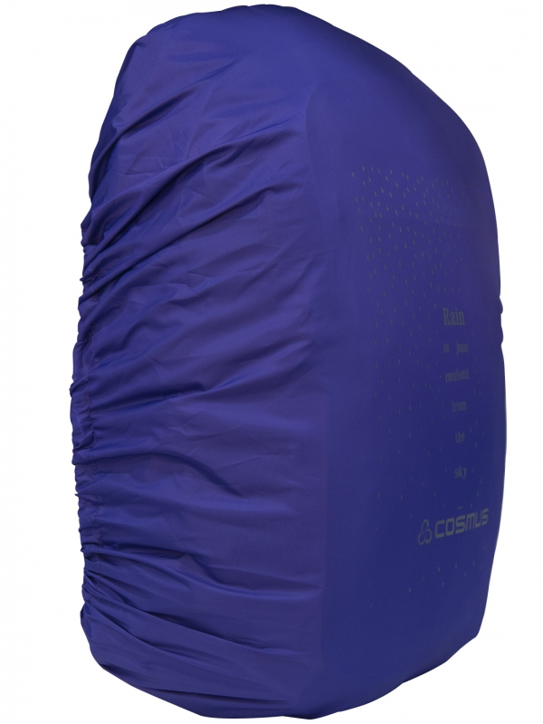 Confetti Rain & Dust Cover Purple