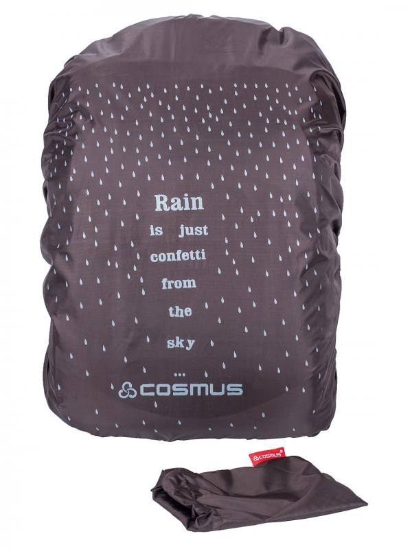 Confetti Rain & Dust Cover Brown