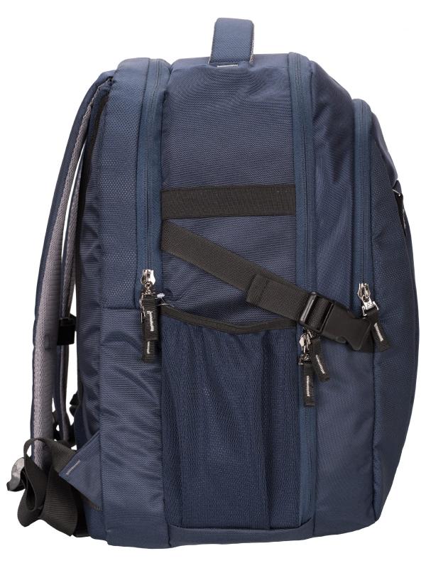 Horizon DLSR Camera Backpack - Navy Blue