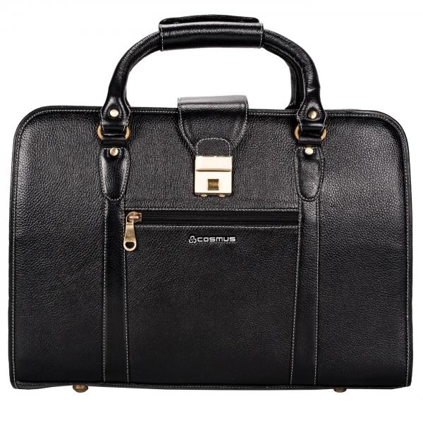 Alaska portfolio leather bag