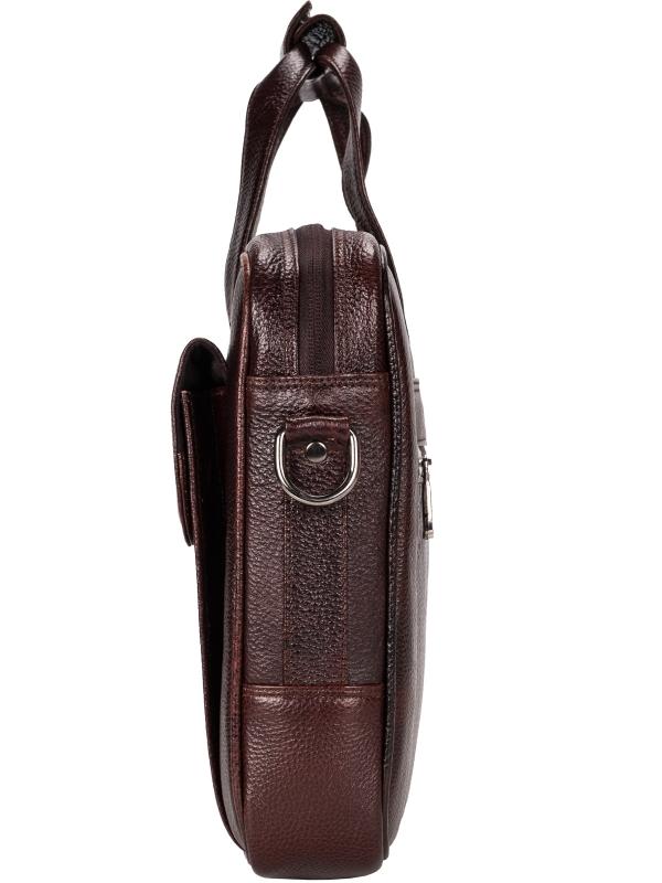 California Leather Portfolio Bag