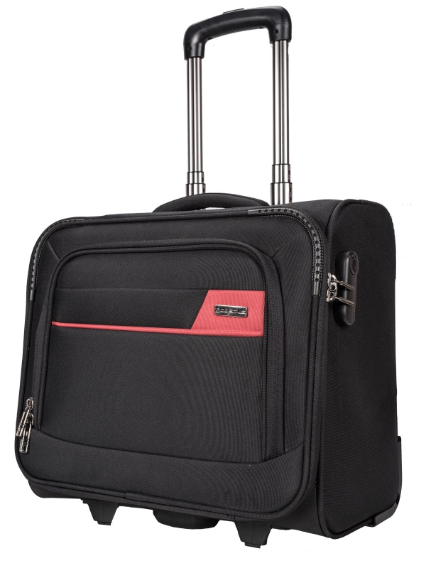 TOURISTER Dx 4 wheel Soft Shell Luggage