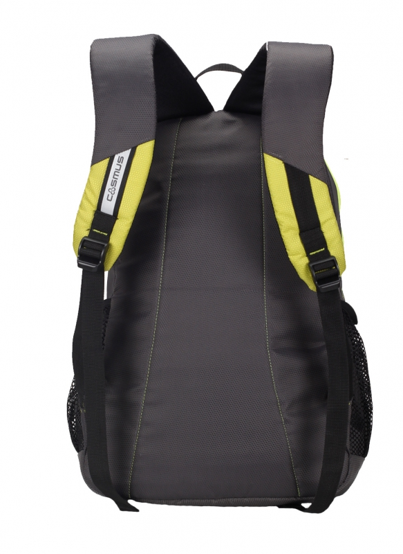 Cosmus 3D Grey Casual Backpack
