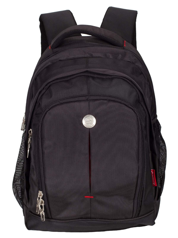 Cosmus Renault 37L Black Laptop Backpack