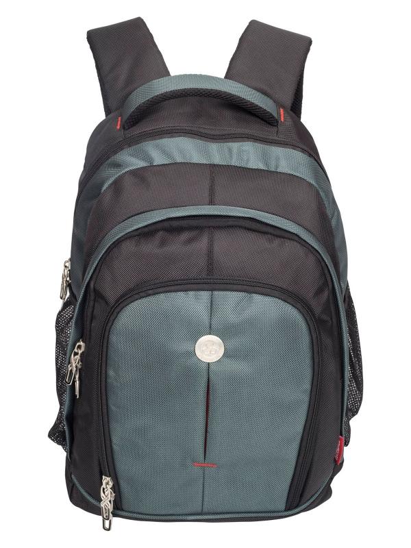Cosmus Renault 37L Black & Blue Laptop Backpack