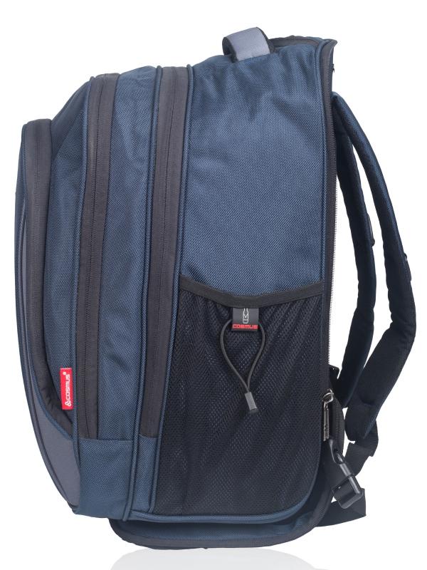 Cosmus Rocker Cabin size 42 Backpack trolley Bag  Navy Grey