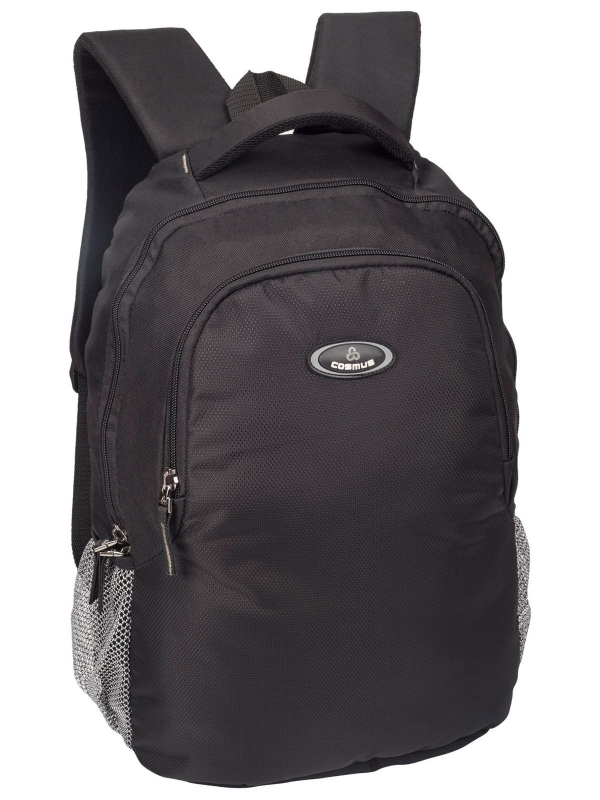 Phoenix  Black Casual Laptop Backpack for 15.6 inch Laptop