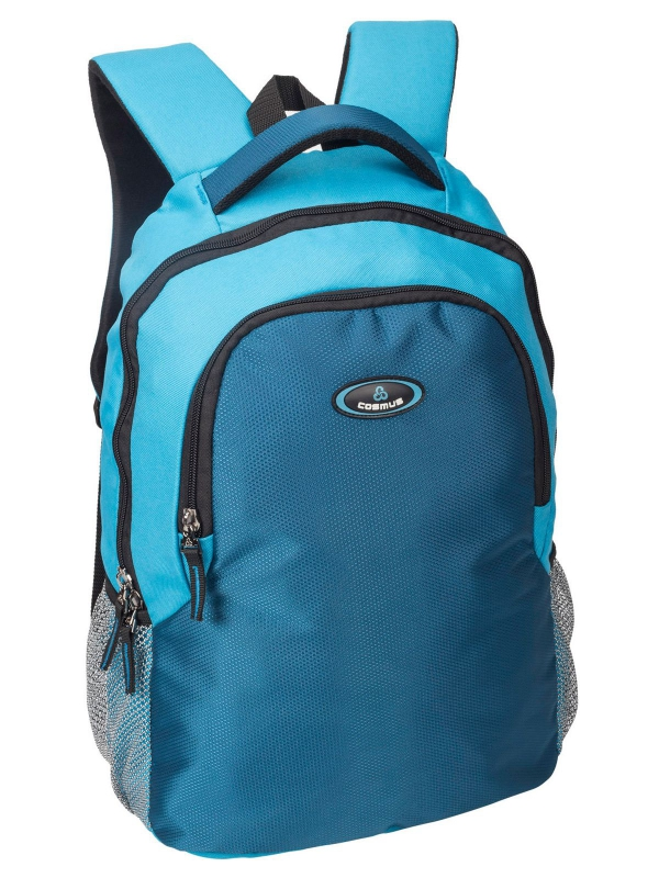 Phoenix T.Blue & Indigo Blue Casual Laptop Backpack for 15.6 inch Laptop