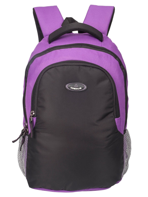 Phoenix Magenta & Black Casual Laptop Backpack for 15.6 inch Laptop