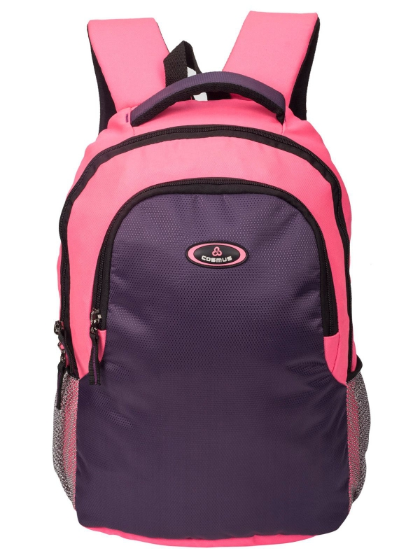 Phoenix Pink & Purple Casual Laptop Backpack for 15.6 inch Laptop