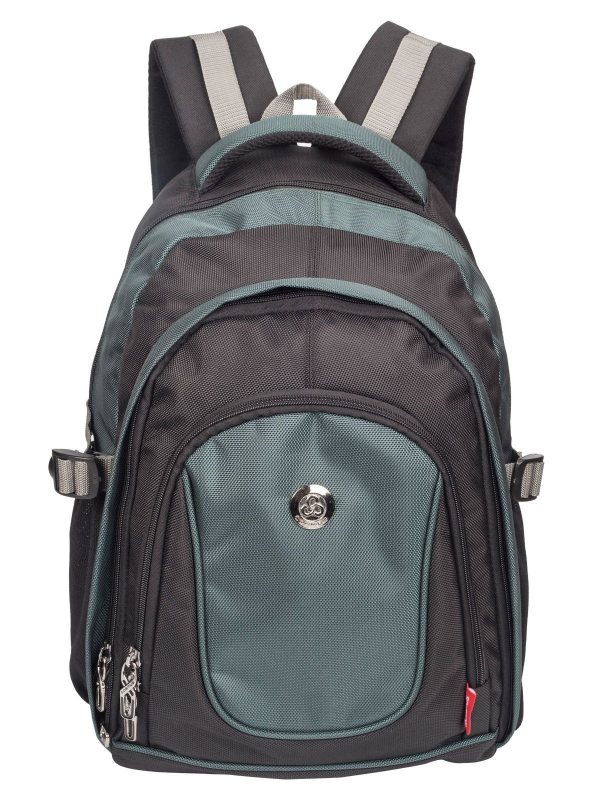 Cosmus Apollo Black & Blue Laptop Backpack