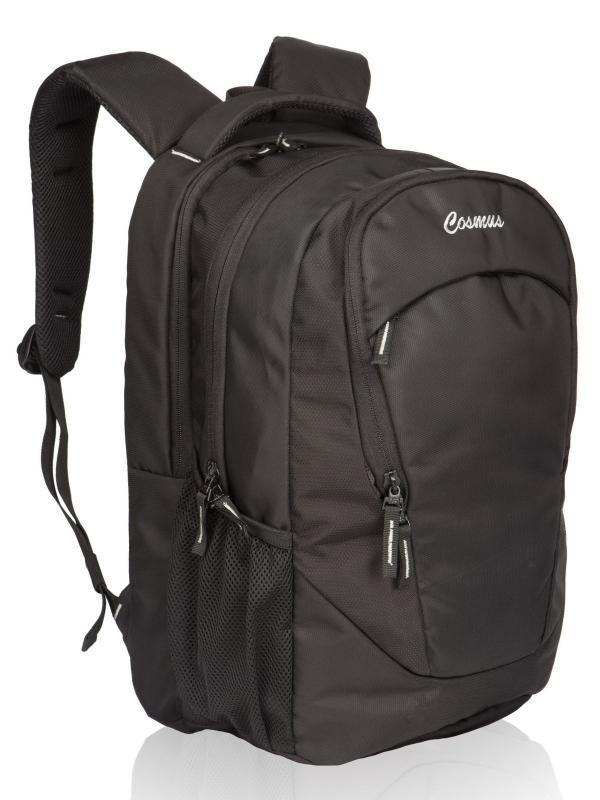 Altis Black Office Laptop Backpack for 15.6 Inch Laptop backpack