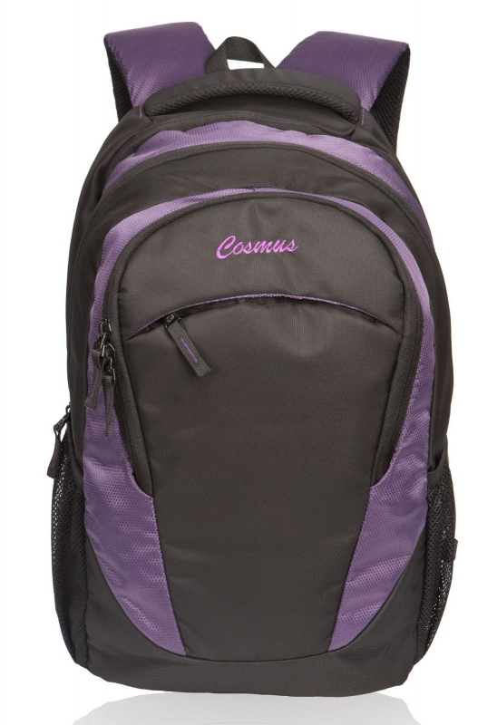 Altis Office Laptop Backpack for 15.6 Inch Laptop (Purple & Black)