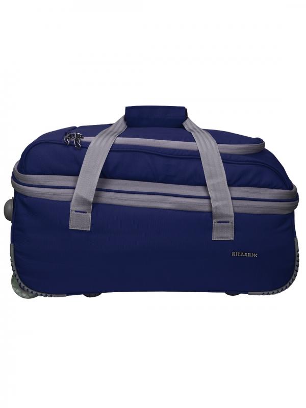 Chevrolet 20Inch Navy 55Ltr Laptop Trolley Bag