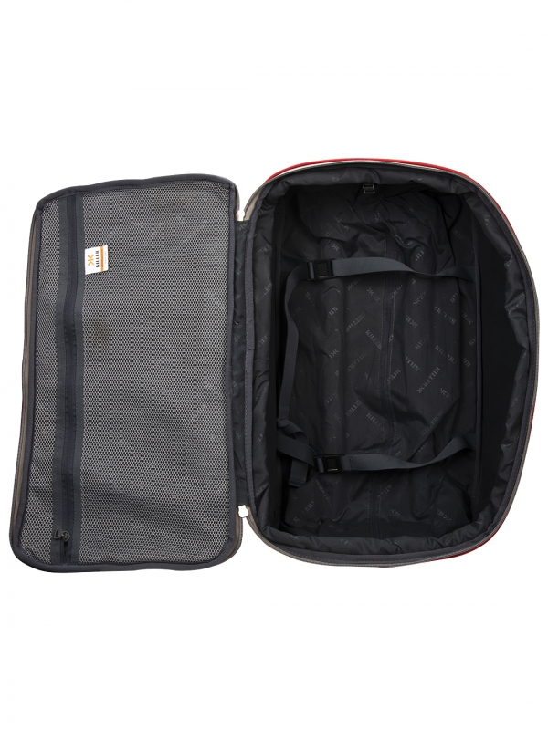 Chevrolet 20Inch Maroon 55Ltr Laptop Trolley Bag
