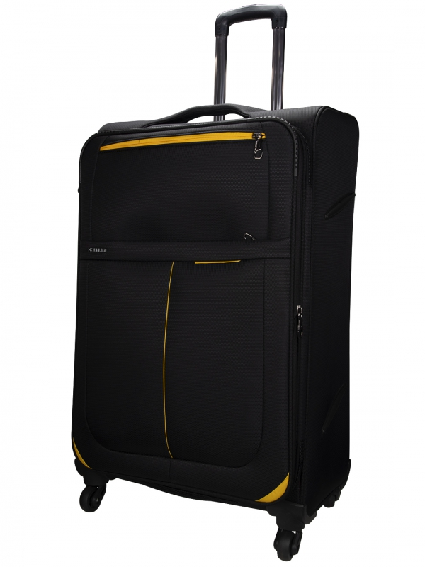Killer Antarctica 20 Inch Luggage Trolley Bag Black