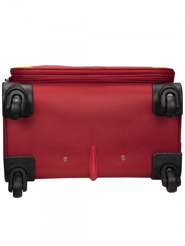 Killer Antarctica 20 Inch Luggage Trolley Bag Maroon