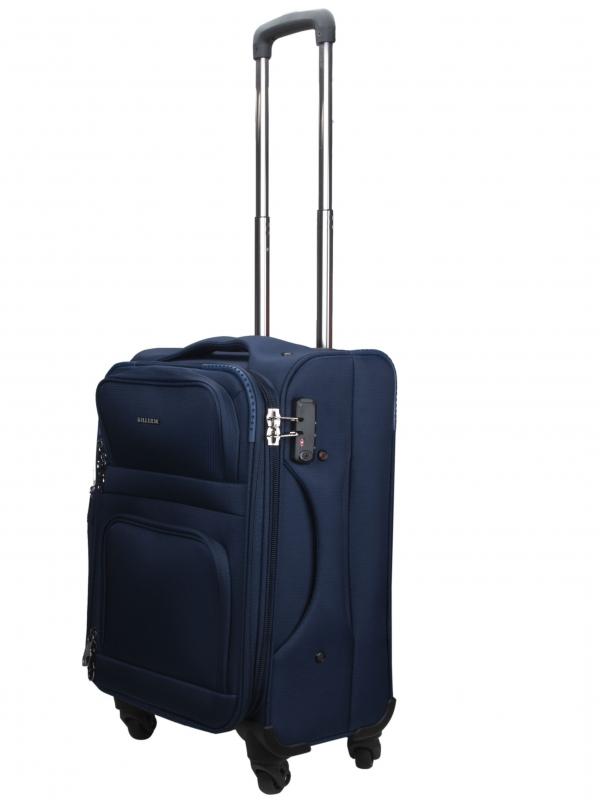 Killer Greenland 20 Inch Luggage Trolley Bag Navy Blue