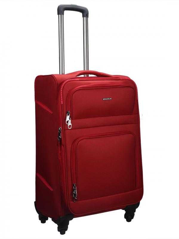Killer Greenland 20 Inch Luggage Trolley Bag Maroon