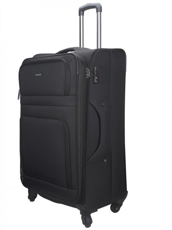 Killer Greenland 28 Inch Luggage Trolley Bag Black