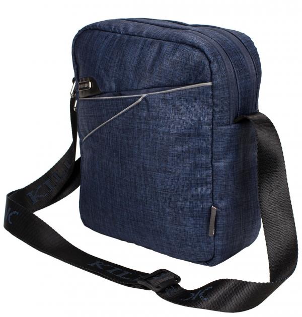 Killer Adelaide Navy Blue Travel Sling Bag