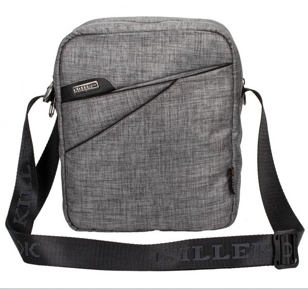 Killer Adelaide Grey Travel Sling Bag