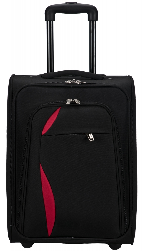 Travel Mate Soft Shell Luggage Trolley
