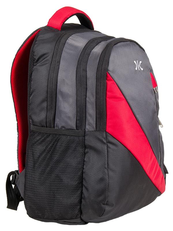 Vintage - Laptop Backpack for 15.6-inch Laptop (Grey & Black)