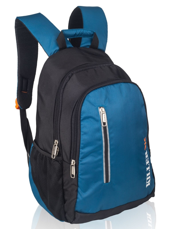 Gamma College Backpack  - Navy Blue