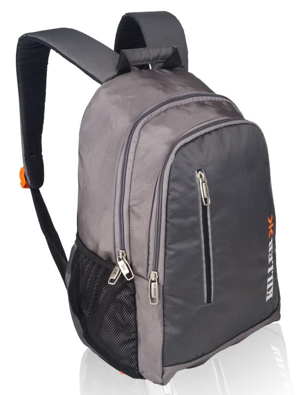 Gamma College Backpack - Grey