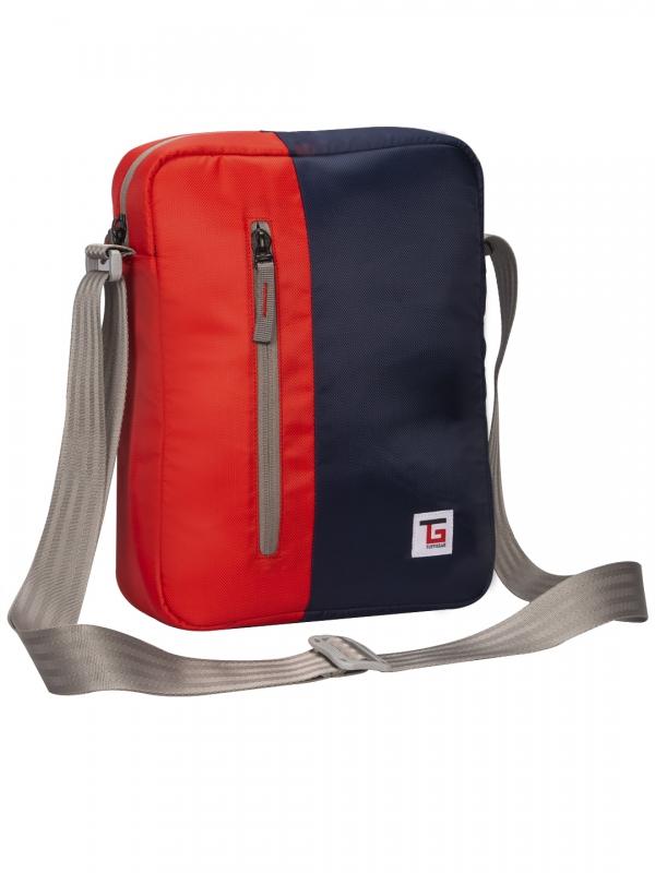 Bunco Sling Bag Navy Red